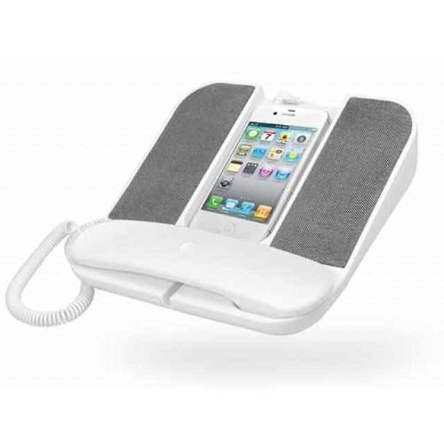 telephone speaker for iphone and smartphones.