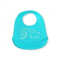 Cute Silicone Baby Bibs for Babies & Toddlers