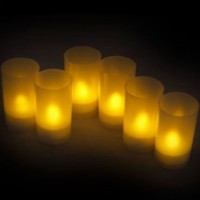10 pieces electric magic candle