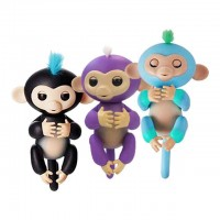 Interactive Baby Monkey - Bella