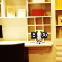 Flip Desktop Clock For Art Home and Office