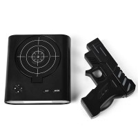 Gun Shooting Alarm Clock