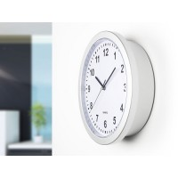 Wall Clock Safe - Timeless safekeeping!