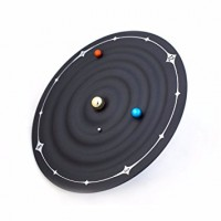Orbit Planet Clock - Magnetic Galaxy Ball Clock