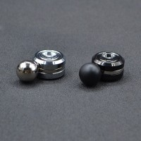 Spinner Metal magnetic ball, the wonderful game to combat depression and anxiety and increase concentration