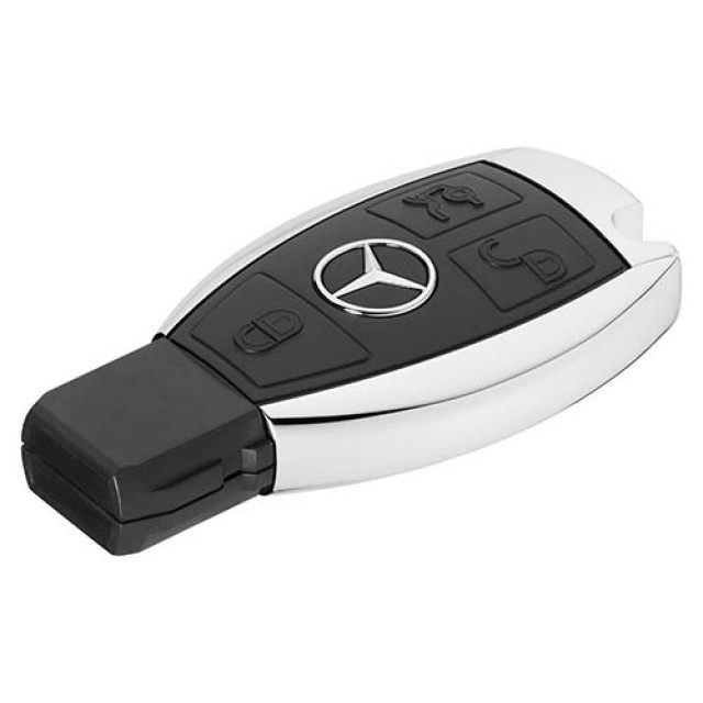memory card 64g look like mercedes benz car key