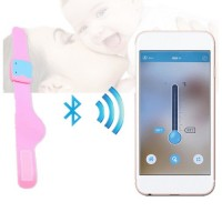 Smart Thermometer Wearable